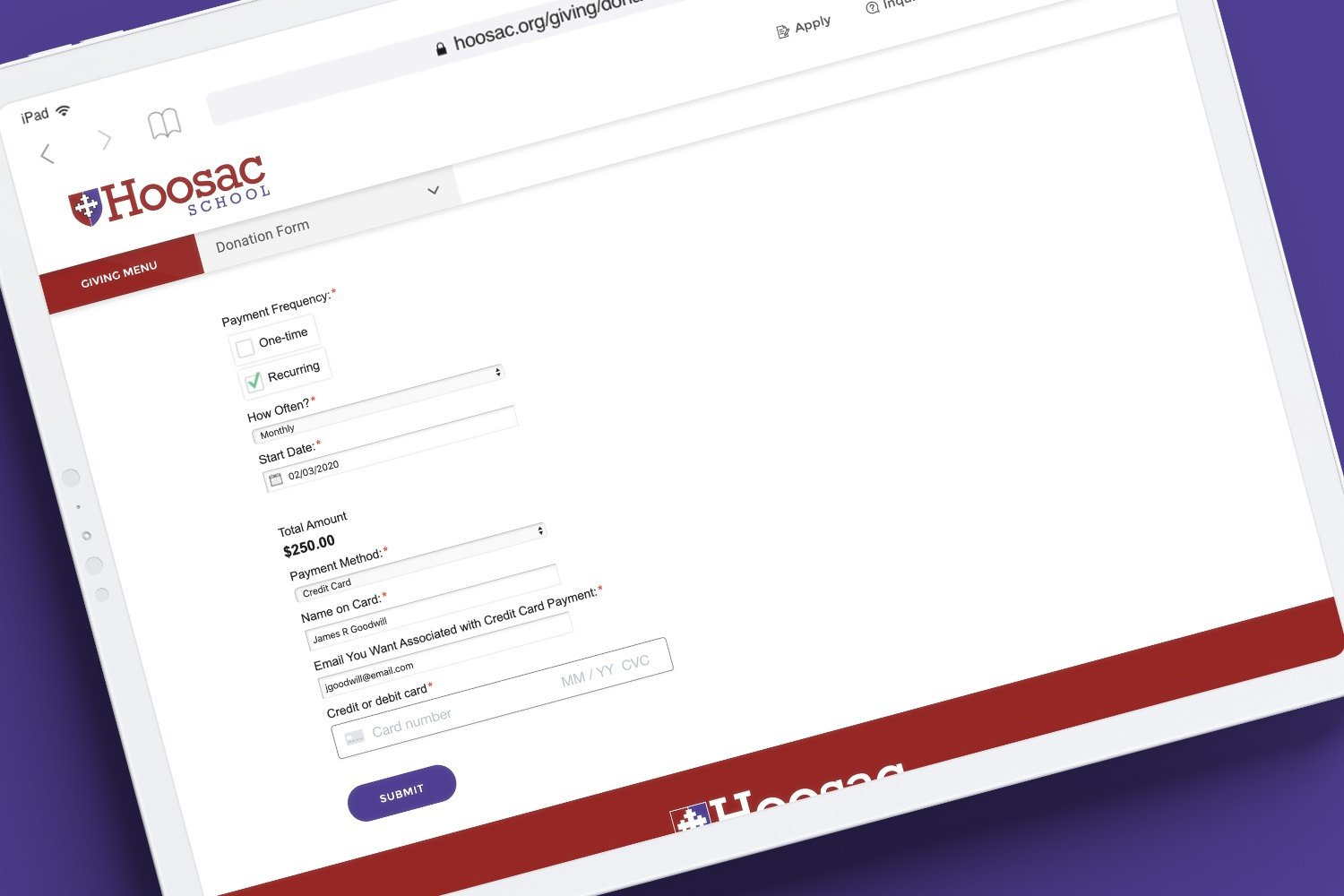 SoSimple Releases Online Payment Enhancements to Its Form Builder Tool